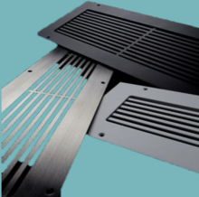 Grilles Louvres and Diffusers